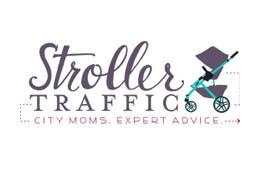 Mama Strut Stroller Traffic Press