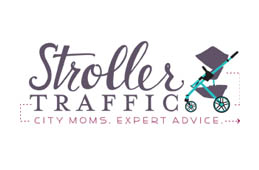 Mama Strut Stroller Traffic Press