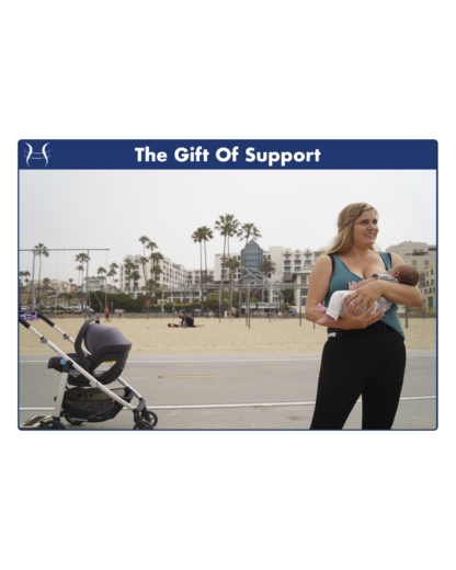 The Gift of Support